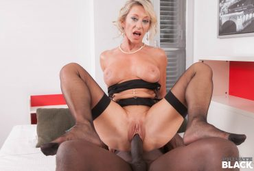 MILF Marina Beaulieu Tastes her First Big Black Cock