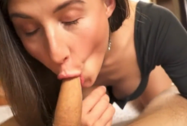 Ass fuck and cum for a hot sexy bitch